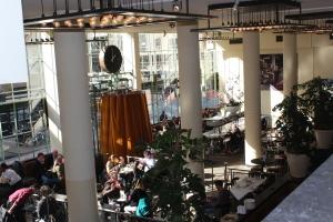 Kafe Dudok di Rotterdam
