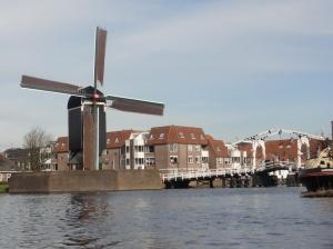 Molen Leiden Belanda