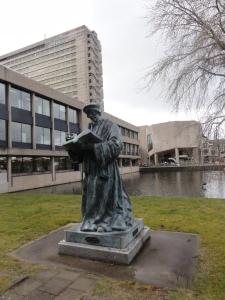 Wisata kota Rotterdam Belanda