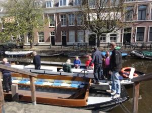 wisata kanal Den haag 2