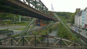 Jalan-jalan Wuppertal