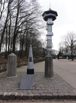Monumen vierlandenpunt