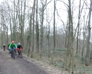 Pecinta sepeda gunung