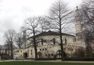 Mesjid Agung Brussel
