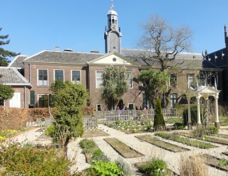 Kebun Clusius Universitas Leiden