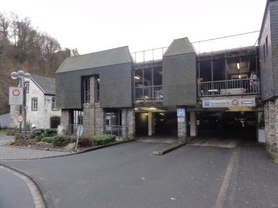 Tempat parkir Seidenfabriek