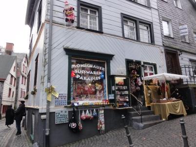 Toko souvenier di Monschau