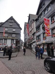 Kafe dan restoran di Monschau